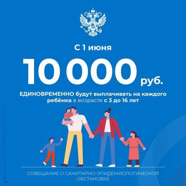 5 новых мер поддержки граждан в регионах: пособие на детей, раздача земельных участков, продление социальных выплат, денежная помощь врачам