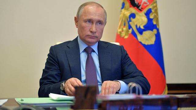 В.В. Путин рассказал о новых мерах поддержки граждан и бизнеса