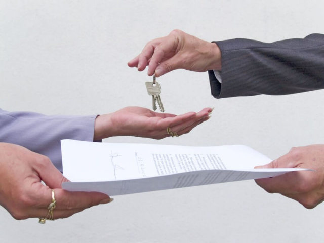 Договор дарения гаража (бланк, образец 2020): порядок оформления