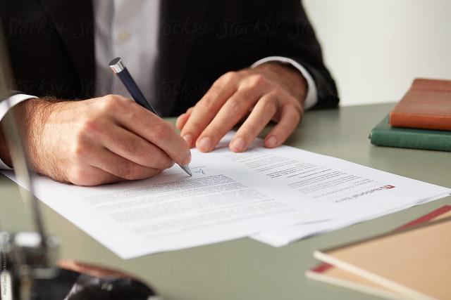 Развод по доверенности в суде и ЗАГСе: образец доверенности и заявления