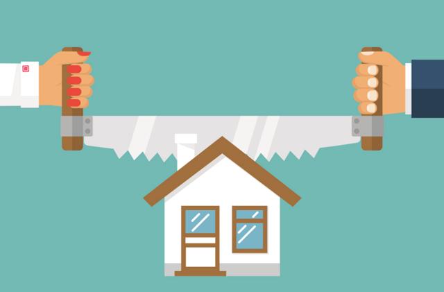 Раздел недвижимости при разводе супругов: особенности, варианты и способы раздела