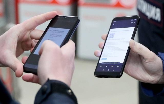 Мэр Москвы заявил о порядке продления цифровых пропусков через сервис