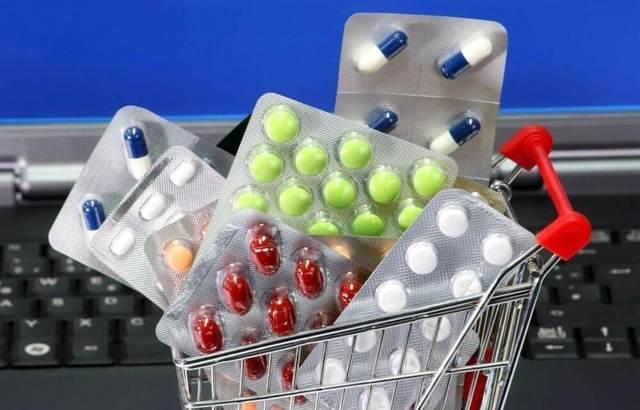 Роспотребнадзор уточнил какие лекарств нельзя купить через интернет