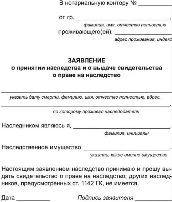 Наследство по завещанию: вступление, сроки, оформление документов